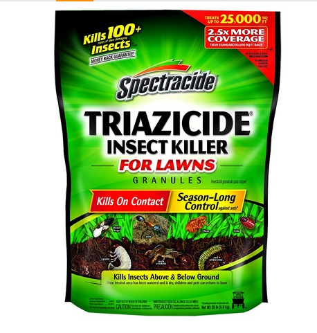 FOR LAWNS GRANULES, 20-POUND