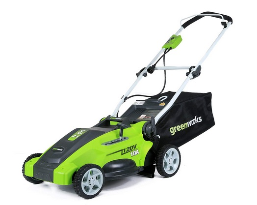 elf propelled lawn mower reviews