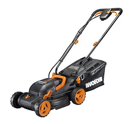 top self propelled lawn mower