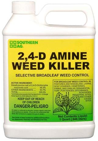 Top Weed Killers