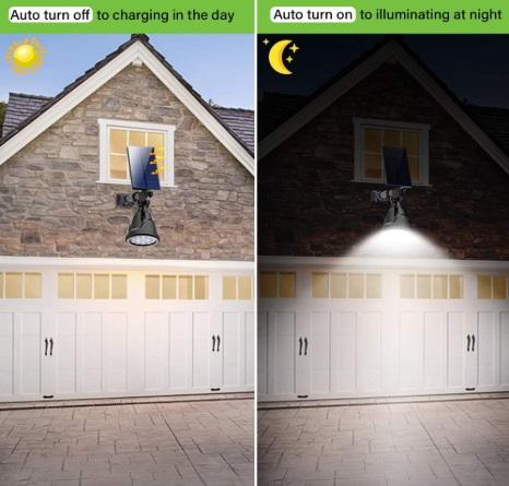 solar spot light review