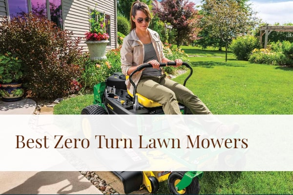 7 Best Zero Turn Lawn Mowers 2020 Reviews Amp Buying Guide