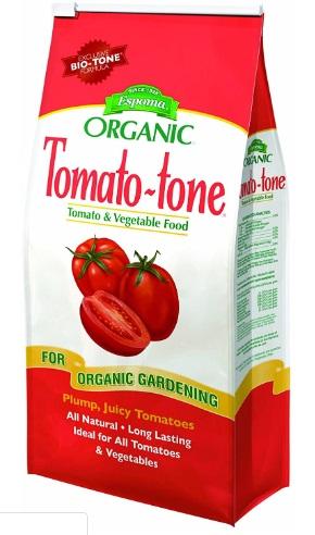 Espoma tomato fertilizer
