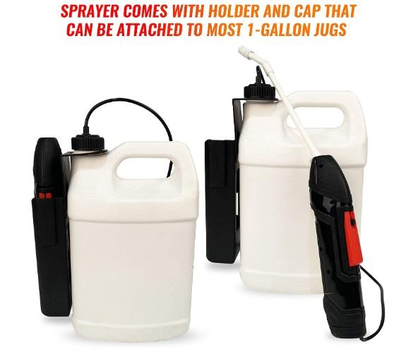 Petra Battery Sprayer