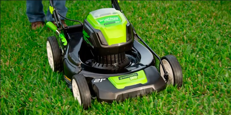 review of Greenworks GLM801601