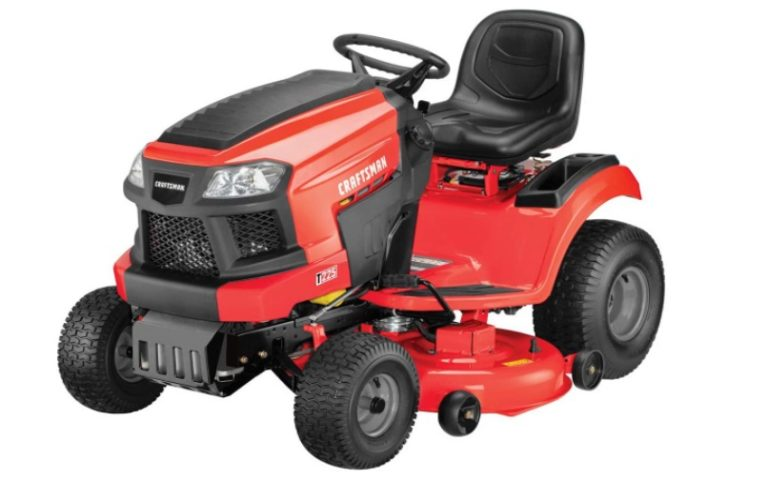 review of best lawn mowers for 5 Acres