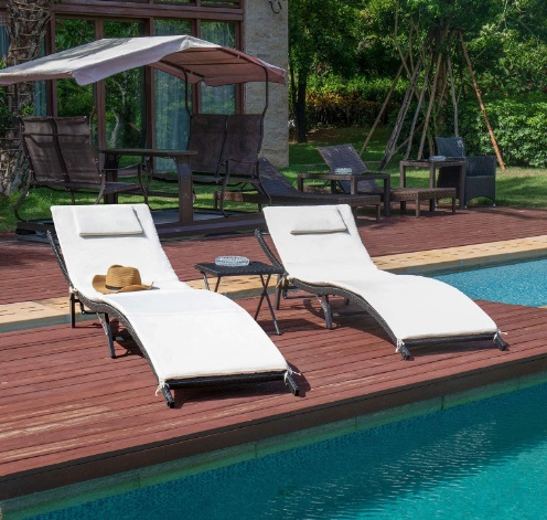 best lounge chair for sunbathing