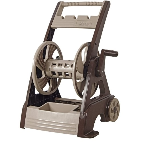 best hose reel cart with reviews